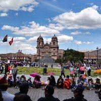 Városnézés Cuscoban