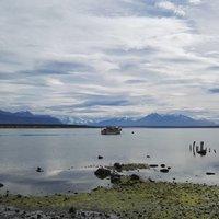 Az első látogatás Chilében