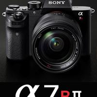 A Sony α7RII, a menyország
