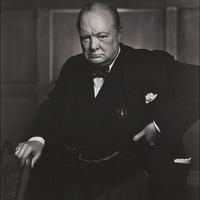 Száznegyvenegy évvel ezelőtt, 1874. november 30-án született Sir Winston Leonard Spencer-Churchill, Yousef Karsh: Winston Churchill