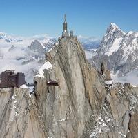 Könnyed túra az Alpok tetejére