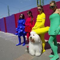 Let's Colour - színes lett a Kerepesi út