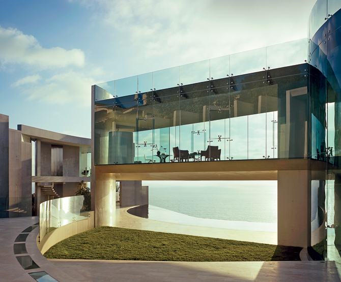 Glass Houses Architectural Design By Wallace E