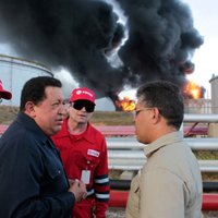 Így robbantotta fel Chavez saját olajiparát