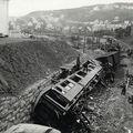 A vasútvonal, amit katasztrófával avattak fel