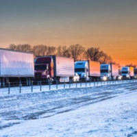 A megfagyott teherautósofőr esete