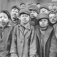 Gyerekek a viktoriánus kéményekben