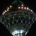 Milad tower, the highest building in Iran (435m)/Tehran