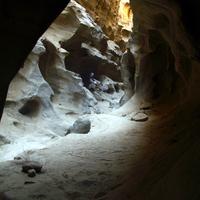 Canyon in Qeshm island with local guide/Persian Gulf
