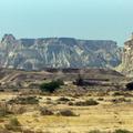 Qeshm island, Persian Gulf - desert mountain