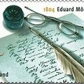 Egy igazán költői bélyegen: Eduard Mörike verse