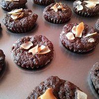 IRtoura finom bounty minimuffinok - recept hamarosan a blogon