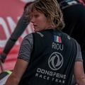A Volvo Ocean Race az újonc szemével - Marie Riou