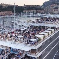 Partra vetett hajó - Yacht Club de Monaco