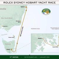 ROLEX Sydney Hobart Yacht Race 2015 - mint valami kalandfilm