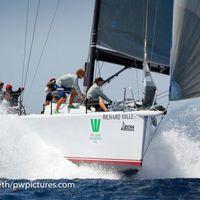 Helyszíni tudósítás: Antigua Sailing Week - 1