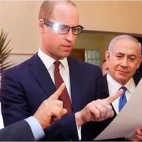 Vilmos herceg is érdeklődik az izraeli innovációk iránt