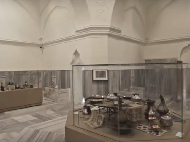 Hamam Múzeum Isztambulban!