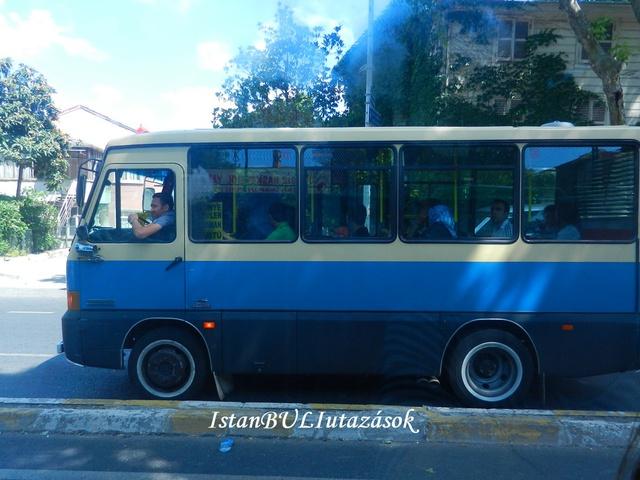 Törökország legérdekesebb közlekedési eszköze!