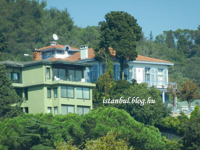 Végtelen szerelem forgatási helyszínek -Leyla háza