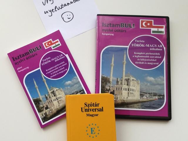 Török nyelvleckék turistáknak, nyelvtanulóknak!