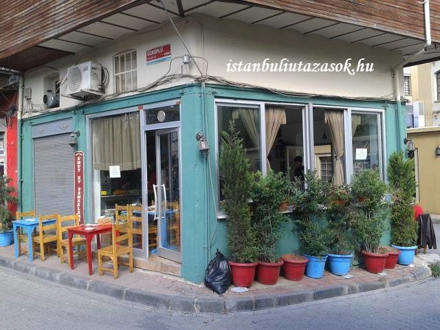 Celal Baba kerülete -İçerde helyszínek