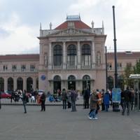 Vonattal a horvát tengerpartra