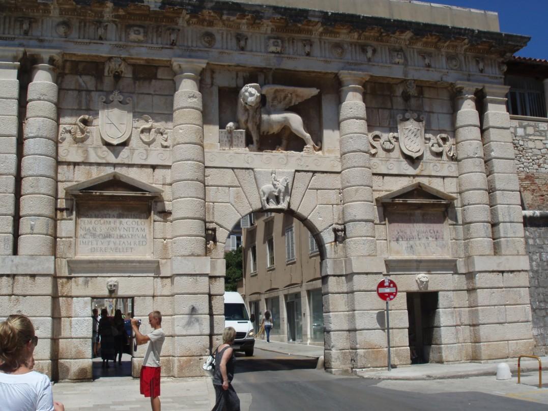 Zadar szárnyas oroszlánja.jpg