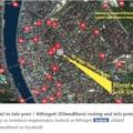 Városinstalláció és filmes térkép az Ittforgott blogtól!