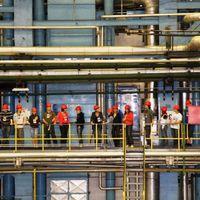 5 ipari látogatóközpont: biomasszától az atomerőműig
