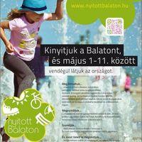 Tavasszal is Balaton!