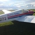 Az első repülésem és zuhanásom