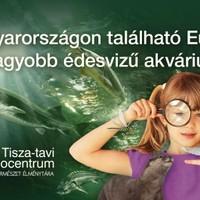 Vizek Világnapja a Tisza-tavi Ökocentrumban