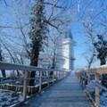 A Tisza-tó csodálatos téli világa