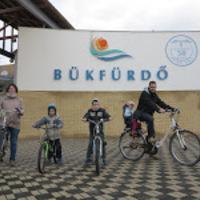 Bükfürdő családdal - Biciklizős felfedezés