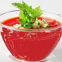 Gazpacho alaprecept főzés nélkül! (spanyol nyári leves)