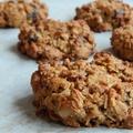 Szuper reggeli: kókuszos áfonyás granola és granola keksz