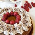 Állati eredetű tejtermék mentes kókuszkrémes-barackos torta!