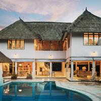 Egy luxusvilla fotózása Balin
