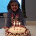 Karina 3 éves lett!