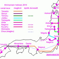 Decemberben nyílik az új shinkansen