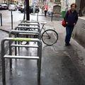 Biciklitárolók Budapesten, pünkösdi válogatás