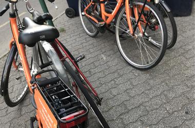 Járókelő Megoldókulcs: Dokkolt dokkoló nélküli bérbringák foglalják a helyet
