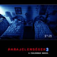 Horror : Paranormal Activity 3.