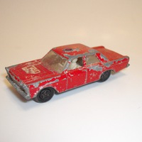 Matchbox 1965 Ford Galaxie