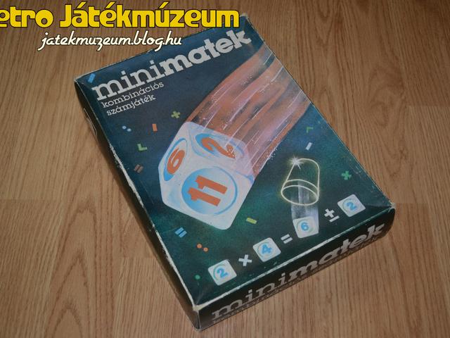 Minimatek, az igazi oktató játék