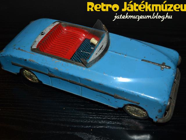 Lemezárugyár Packard Cabrio