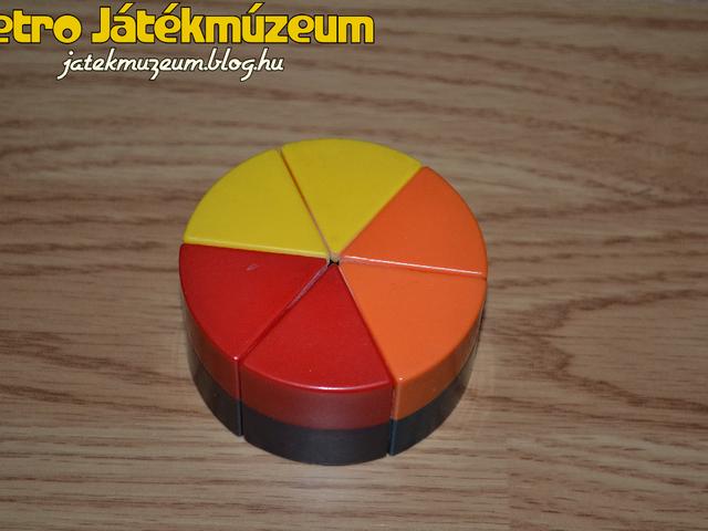 A titokzatos Rubik Sajt