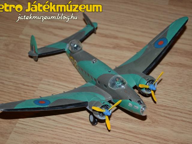 Lockheed Hudson repülőgép makett