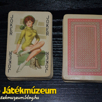 Pin up Girl Römikártya
